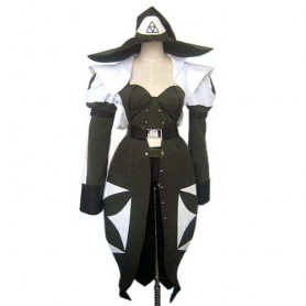 Shining Tears X Wind Reia Hiruda Halloween Cosplay Costume