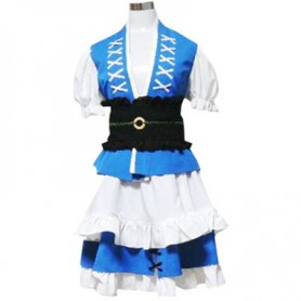 Phantasmagoria of Dim. Dream Komachi Halloween Cosplay Costume