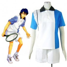 Prince Of Tennis Halloween Cosplay Costume