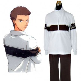 Prince Of Tennis Middle School Winter Uniform Halloween Cosplay