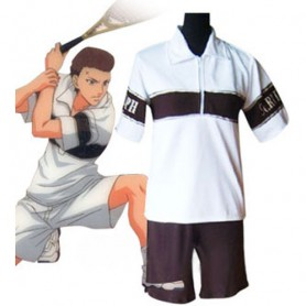 Prince Of TennisMiddle School Summer Uniform Halloween Cosplay