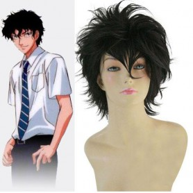 Prince of Tennis Kirihara Akaya Halloween Cosplay Wig