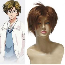 Prince of Tennis Tezuka Kunimitsu Halloween Cosplay Wig