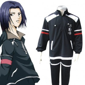 Prince of Tennis Winter Jacket Cosplay Costume-Halloween