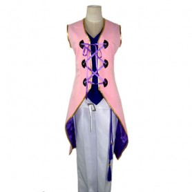 Tales of Symphonia Zelos Wilder Halloween Cosplay Costume