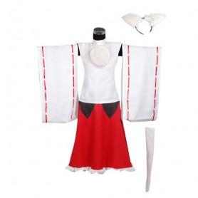 Mountain of Faith Halloween Cosplay Costume