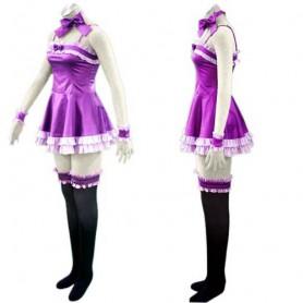 Vampire Knight Yuuki Cross Evening Dress Halloween Cosplay