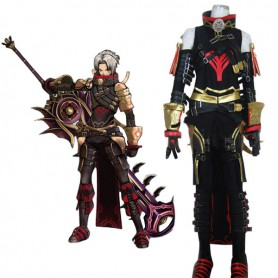 Cool Hack Halloween Cosplay G.U Haseo Costume