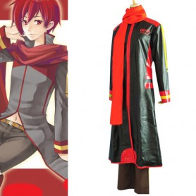 Vocaloid Akaito Halloween Cosplay Costume