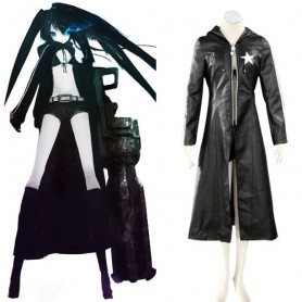 Vocaloid Rock Shooter Halloween Cosplay Costume