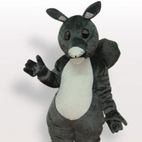 Popular Squirrel Short Plush Adult Mascot Costume