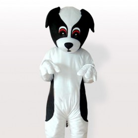 The Hunting Terrier Adult Mascot Costume