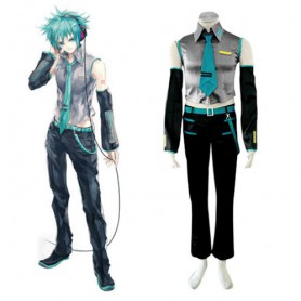 Vocaloid Mikuo Halloween Cosplay Costume