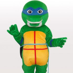 Teenage Mutant Hero Turtles Adult Mascot Costume