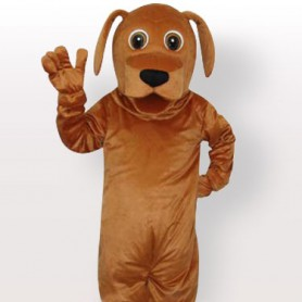 Big Dog Adult Mascot Costume