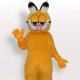 Cool Unusual Garfield Adult Mascot Costume