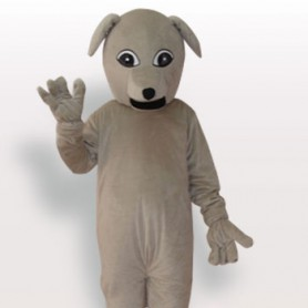 Courser Short Plush Adult Mascot Costume
