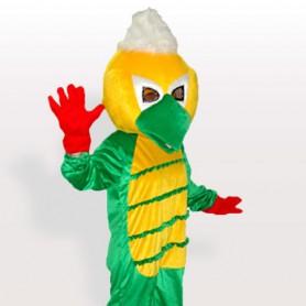 The Kinky Bird Adult Mascot Costume
