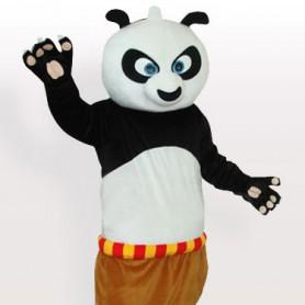 Neo Kungfu Panda Adult Mascot Costume