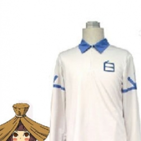 Inazuma Eleven Halloween Cosplay School Uniform