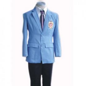 Ouran High School Host Club Men's School Uniform of High Grade Halloween Cosplay Costume