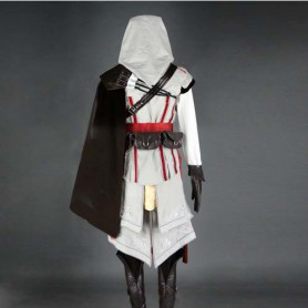 Assassin's Creed II Altair Halloween Cosplay Costume