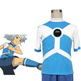 azuma Eleven Diamond Dust Soccer Uniform Halloween Cosplay Costume