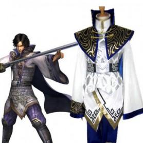 Dynasty Warriors 5 Cao Pi Halloween Cosplay Costume