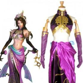 Dynasty Warriors Diao Chan Halloween Cosplay Costume
