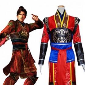 Dynasty Warriors Ryou-tou Halloween Cosplay Costume