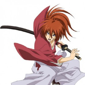 Rurouni Kenshin Himura Holiday Halloween Cosplay Costume