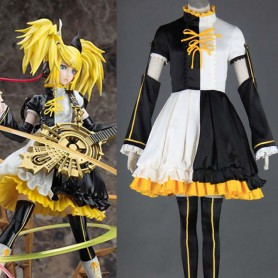 Vocaloid Anime Five-piece Manga Anime Halloween Cosplay Costumes