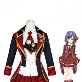 AKB0048 Cosplay Atsuko Katagiri/Atsuko Maeda 13th Cosplay Costume