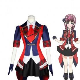 AKB0048 Cosplay Ayako Kuroki Cosplay Show Costume