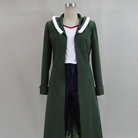 Akame ga Kill! Lubbock Cosplay Costume