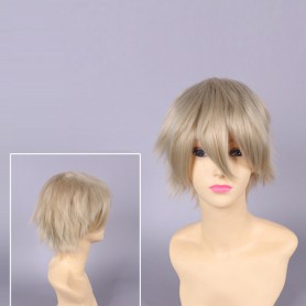 Amnesia Cosplay KENT Short Cosplay Wig