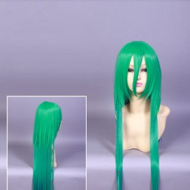 Amnesia Cosplay Ukyo Green Cosplay Wig
