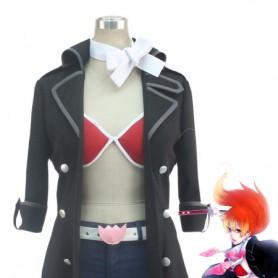 Ao No Exorcist Shura Kirigakure Uniform Cosplay Costume