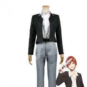 Assassination Classroom Class 3-E Karma Akabane Uniform Cosplay Costume