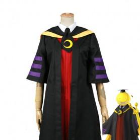 Assassination Classroom Class 3-E Teachers Korosensei Uniform Cosplay Costume