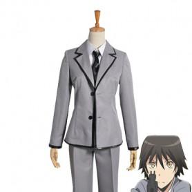 Assassination Classroom Class 3-E Yuma Isogai Boy's School Uniform Cosplay Costume