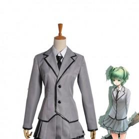 Assassination Classroom Kaede Kayano Class 3-E Girl's School Uniform Cosplay Costume