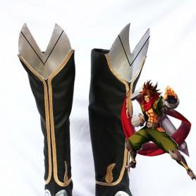 BlazBlue Bang Shishigami Cosplay Boots