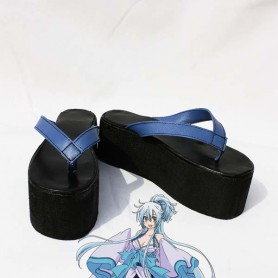 Brave 10/Brave Ten Isanami Cosplay Shoes