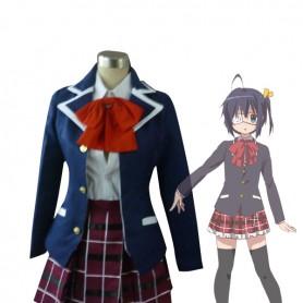 Chuunibyou Demo Koi ga Shitai Cosplay Takanashi Rikka Cosplay Costume