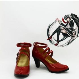 Dangan Ronpa Celestia Ludenberg Cosplay Shoes