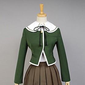 Dangan Ronpa Chihiro Fujisaki Cosplay Costume