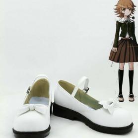Dangan Ronpa Chihiro Fujisaki Cosplay Shoes