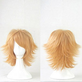 Dangan Ronpa Chihiro Fujisaki Cosplay Wig