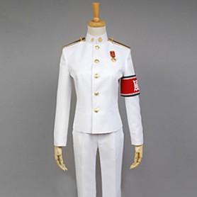 Dangan Ronpa Kiyotaka Ishimaru Uniform Cosplay Costume